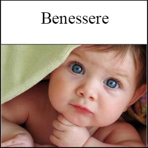 Salute E Benessere Del Bambino Innovation Card
